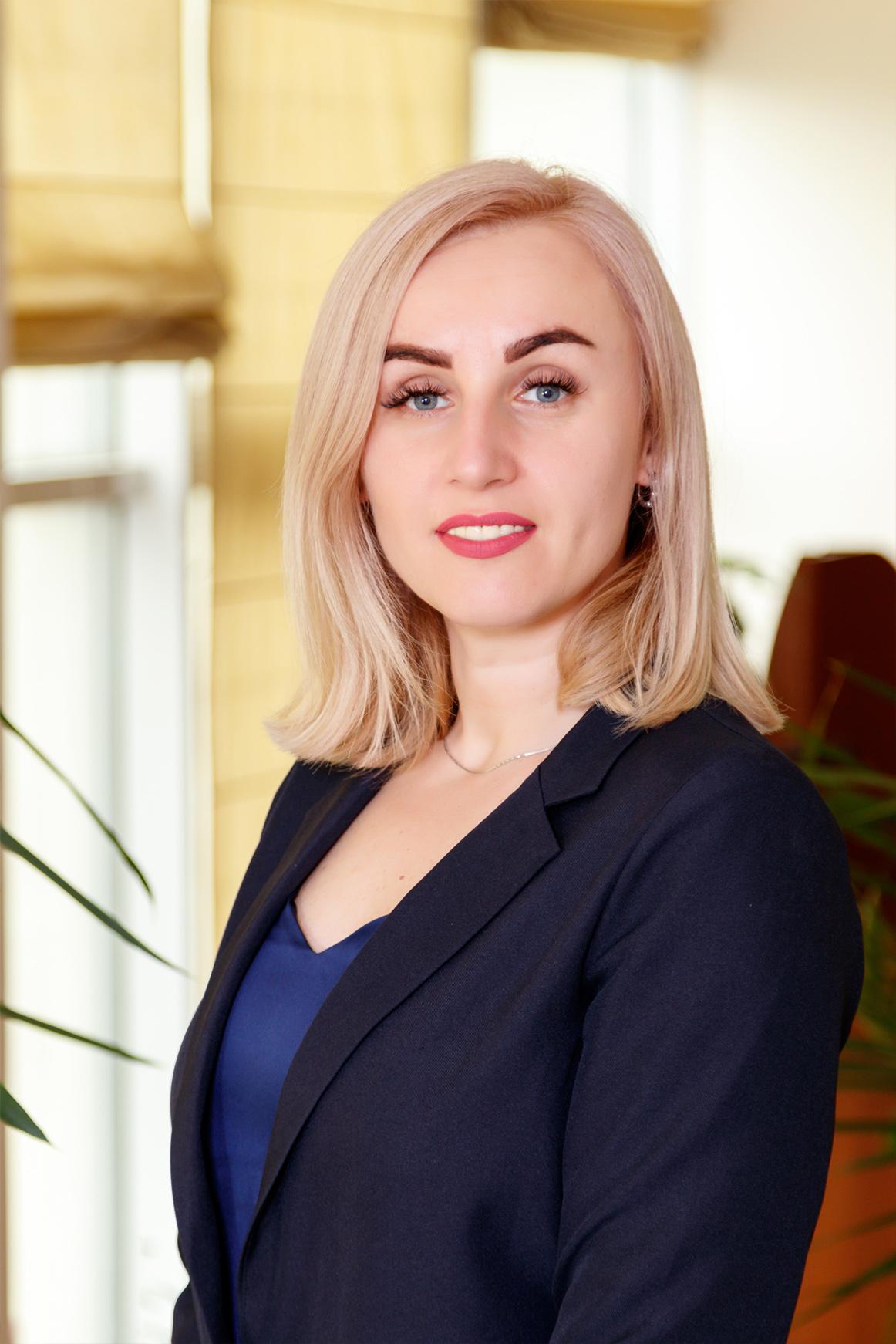 Писаренко Віолета