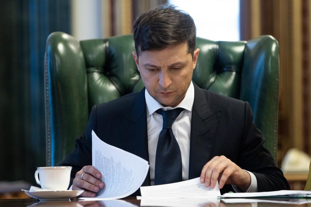 Указ Зеленьского про розпуск Ради