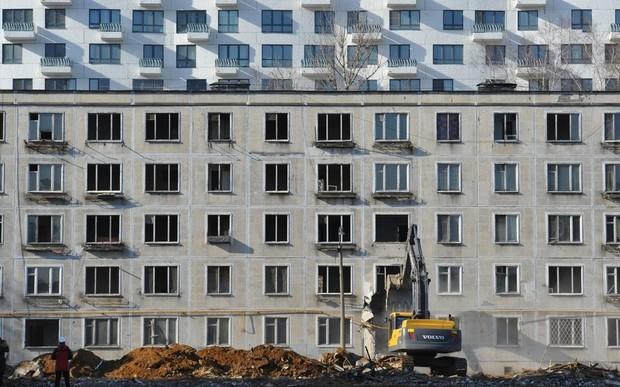 реконструкція застарілого житла в Україні