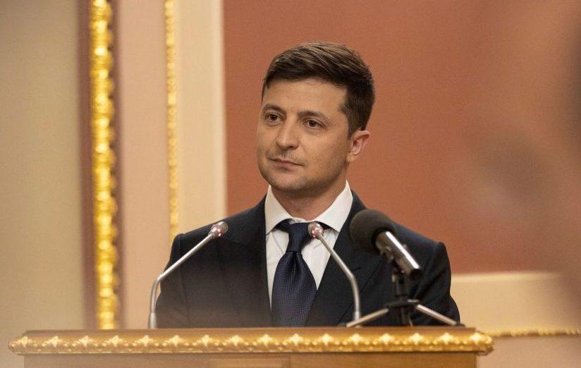 законопроект Зеленського про імпічмент президента