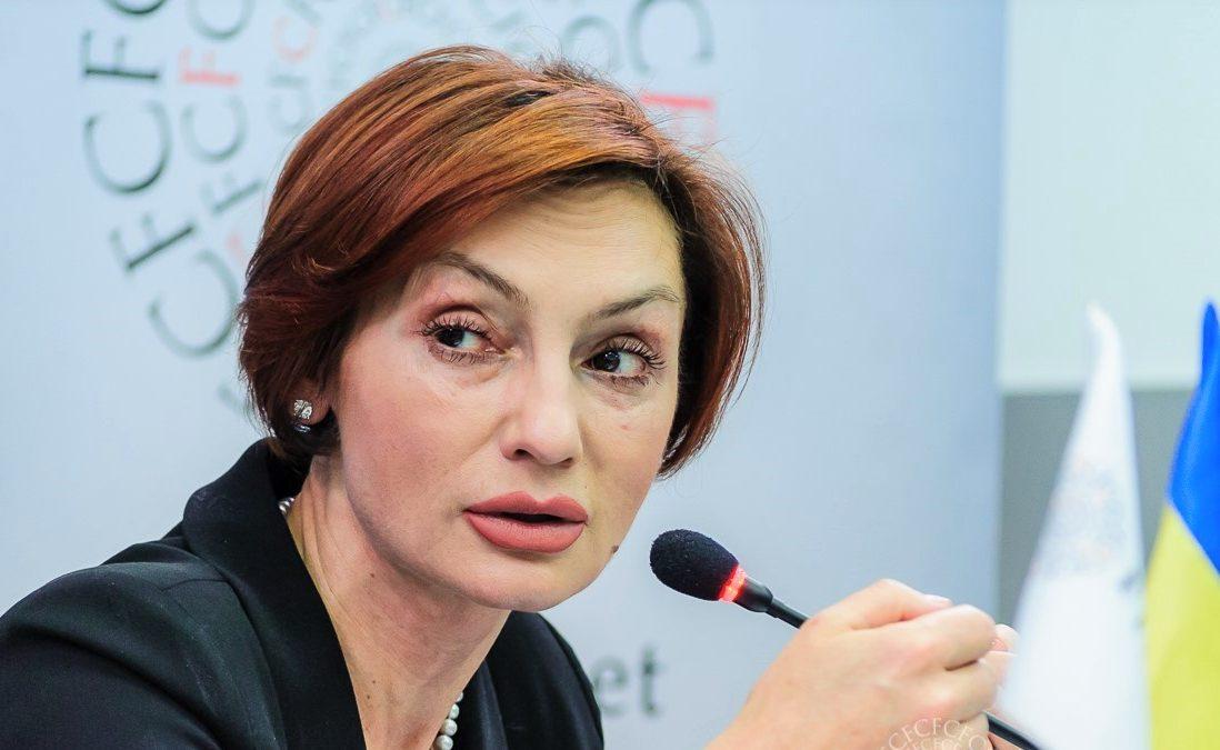 Заборона Катерині Рожковій виконувати обов'язки