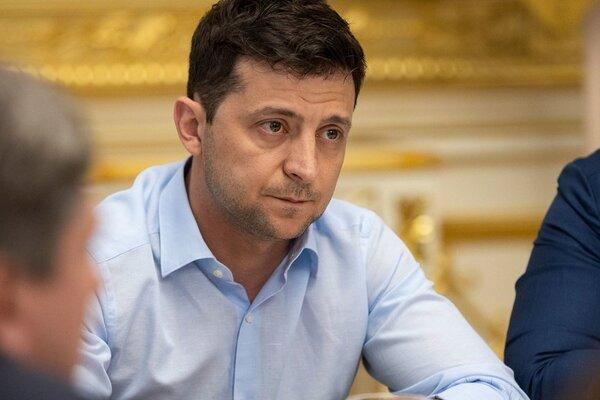 Зеленський скасував укази Президента