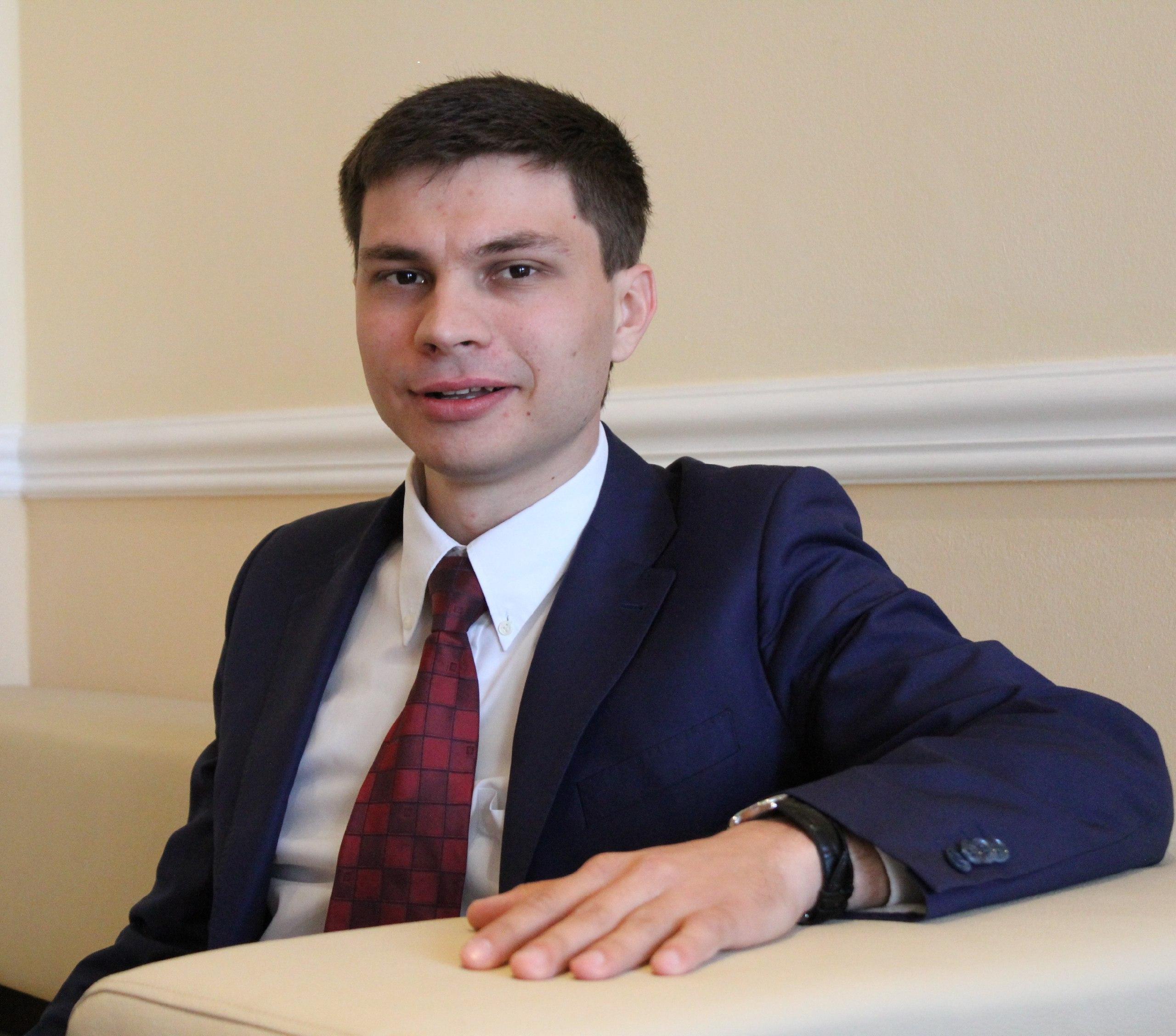 Тимур Михайлов
