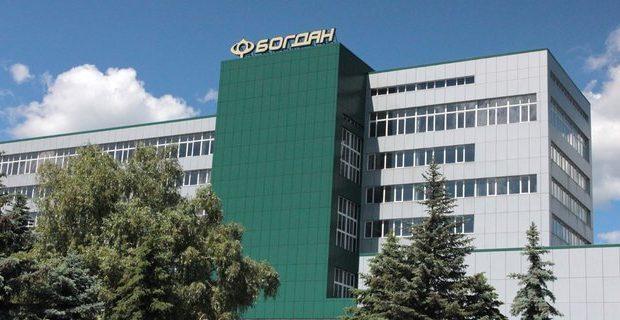 Завод корпорації Богдан у Черкасах