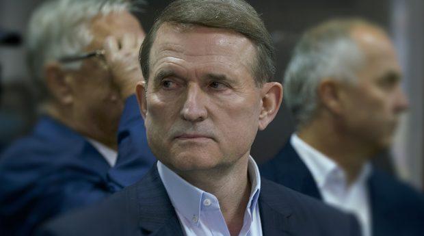 Фото: Віктор Медведчук/ ОПЗЖ